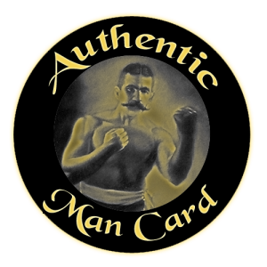 The 'man card'