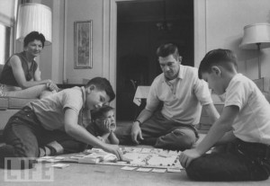 Playing together – Seven character traits 'family game night' can develop