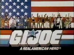 Does anyone else suspect that GI Joe would have had Al Qaeda under control by now?
