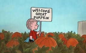 Oh, I get it - the Great Pumpkin is supposed to make sure everyone has health insurance!